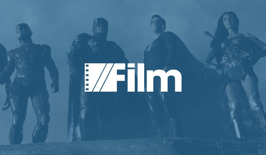Slash Film Brand - D.C. Heroes