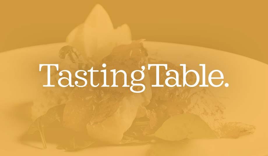 Tasting Table Brand - Cake